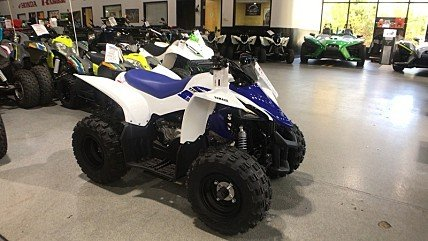 2018 Yamaha YFZ50 for sale 200509604