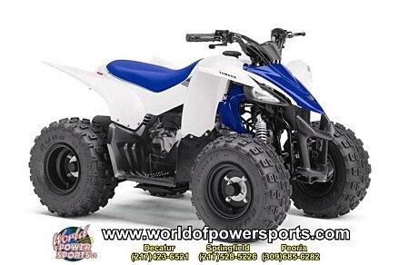 2018 Yamaha YFZ50 for sale 200637178
