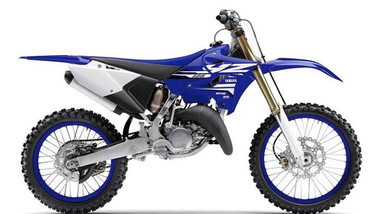 2018 Yamaha YZ125 for sale 200468052
