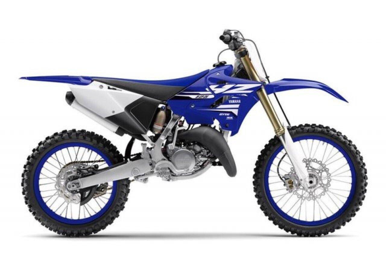 2018 Yamaha Yz125 For Sale Near Medina Ohio 44256 Motorcycles On