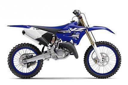 2018 Yamaha YZ125 for sale 200607907