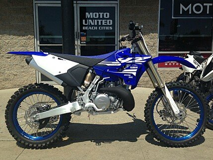 2018 Yamaha YZ250 for sale 200500973