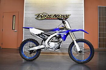 2018 Yamaha YZ250F for sale 200474963