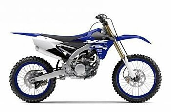 2018 Yamaha YZ250F for sale 200480196