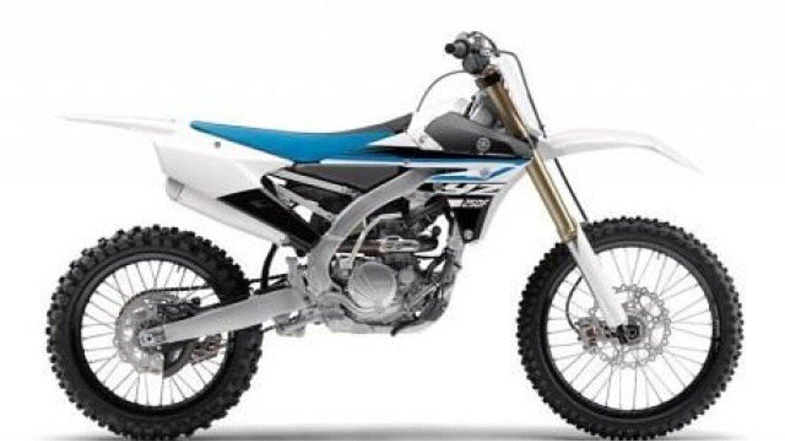 2018 Yamaha YZ250F for sale 200480199
