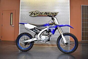 2018 Yamaha YZ250F for sale 200480682