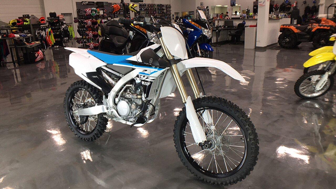 2018 Yamaha YZ250F for sale 200483606