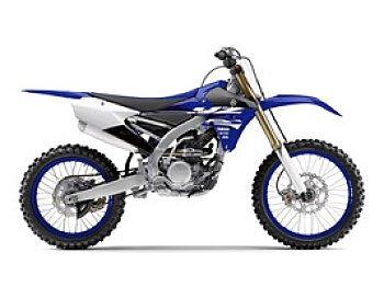 2018 Yamaha YZ250F for sale 200489748