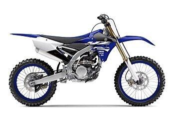 2018 Yamaha YZ250F for sale 200496180