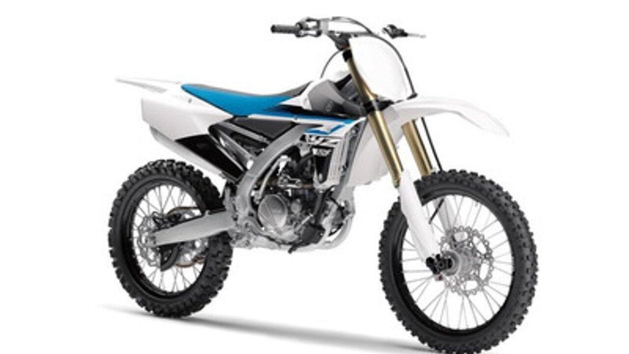 2018 Yamaha YZ250F for sale 200498872