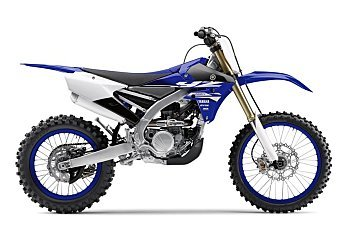 2018 Yamaha YZ250F for sale 200499971
