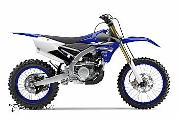 2018 Yamaha YZ250F for sale 200507733