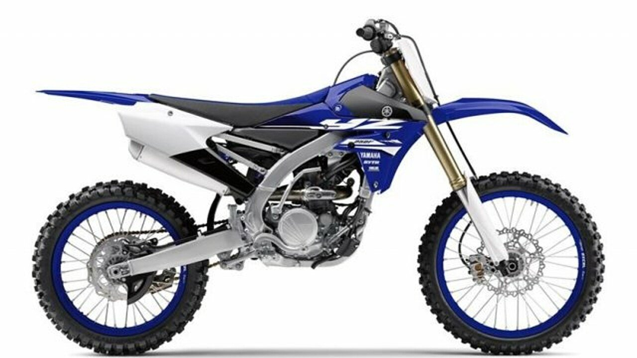 2018 Yamaha YZ250F for sale 200515381