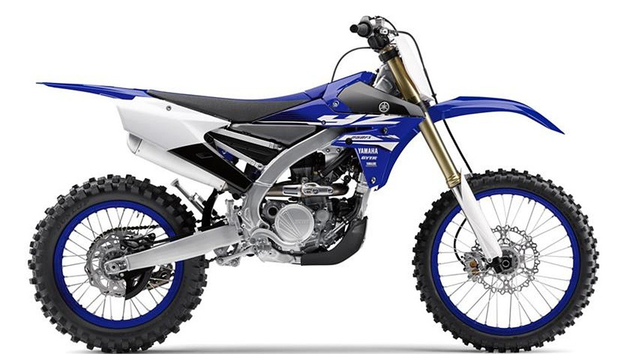 2018 Yamaha YZ250F for sale 200516458