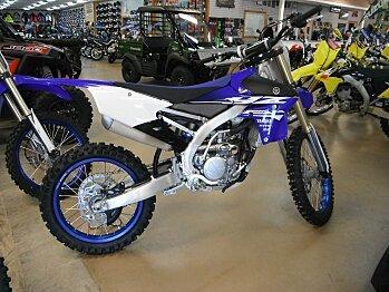 2018 Yamaha YZ250F for sale 200523275