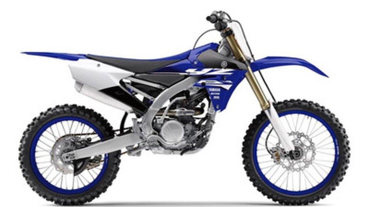 2018 Yamaha YZ250F for sale 200524458