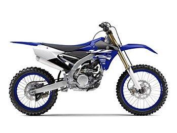 2018 Yamaha YZ250F for sale 200548503