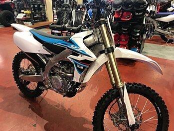 2018 Yamaha YZ250F for sale 200601873