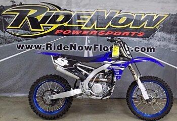 2018 Yamaha YZ250F for sale 200632873