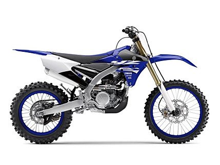 2018 Yamaha YZ250F for sale 200476303