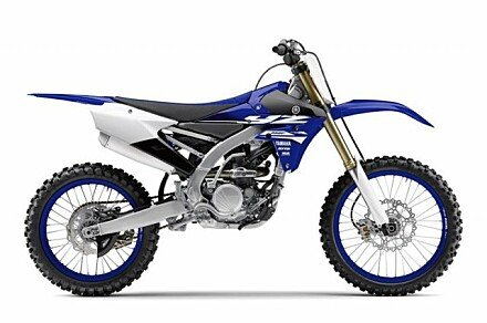 2018 Yamaha YZ250F for sale 200515381