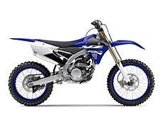2018 Yamaha YZ250F for sale 200529294