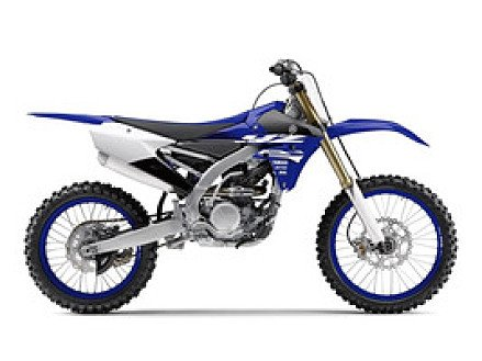 2018 Yamaha YZ250F for sale 200562081