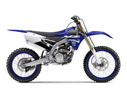 2018 Yamaha YZ250F for sale 200563018
