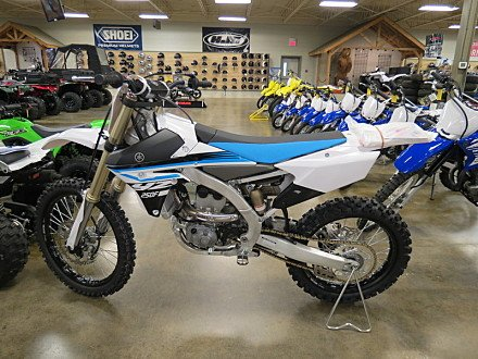 2018 Yamaha YZ250F for sale 200595949