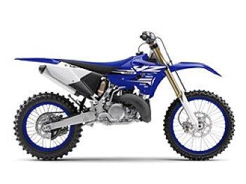 2018 Yamaha YZ250X for sale 200526158
