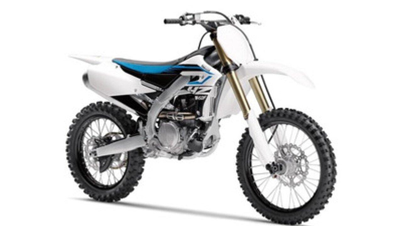2018 Yamaha YZ450F for sale 200495898