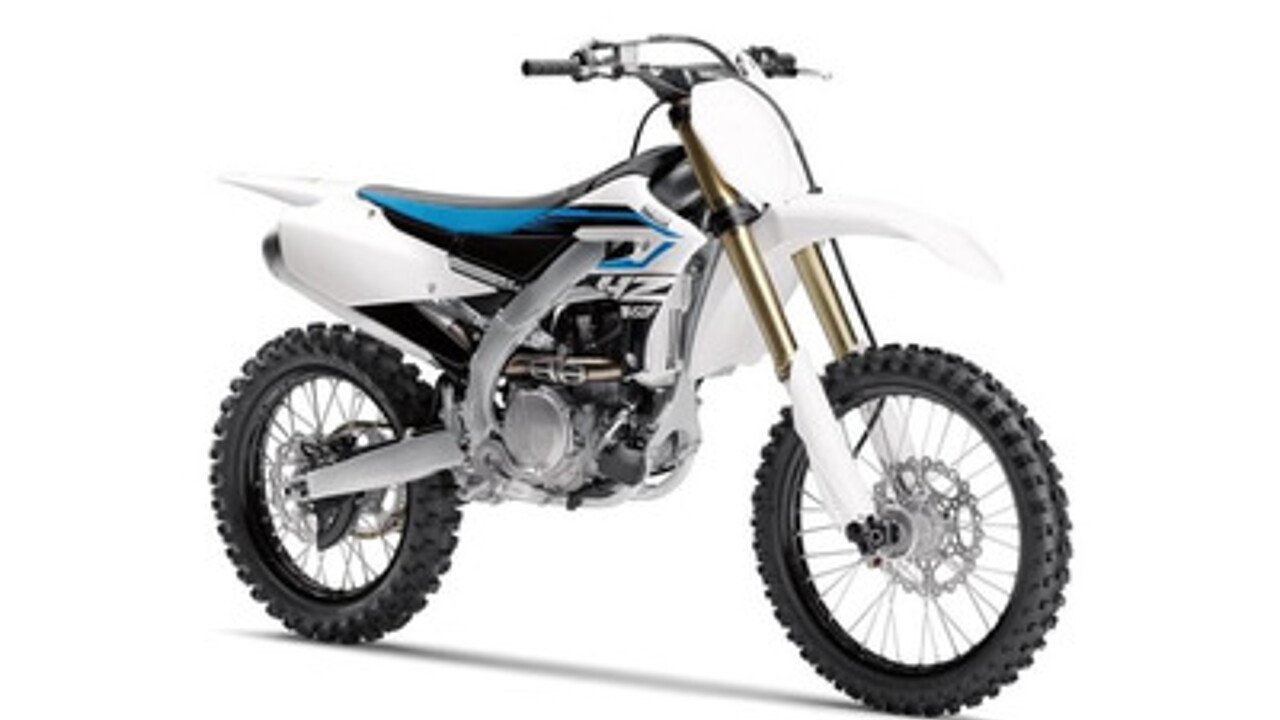 2018 Yamaha YZ450F for sale 200495902