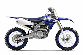 2018 Yamaha YZ450F for sale 200496185