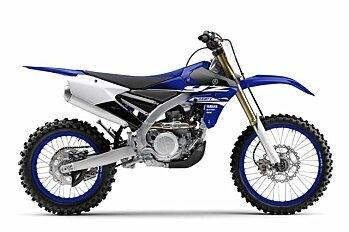 2018 Yamaha YZ450F for sale 200496204