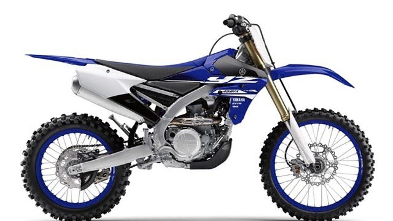 2018 Yamaha YZ450F for sale 200496204
