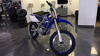 2018 Yamaha YZ450F for sale 200498591