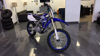 2018 Yamaha YZ450F for sale 200498597