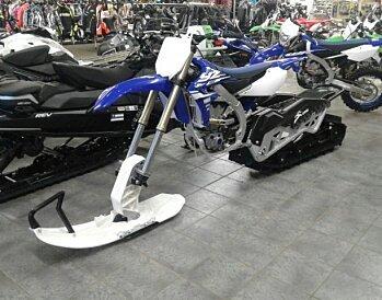 2018 Yamaha YZ450F for sale 200500560