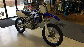 2018 Yamaha YZ450F for sale 200500691