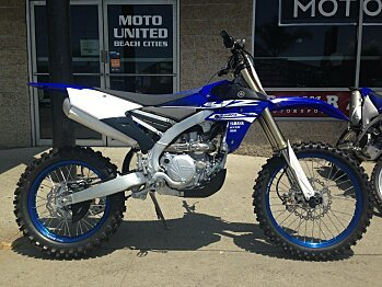 2018 Yamaha YZ450F for sale 200500939