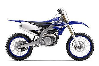 2018 Yamaha YZ450F for sale 200500940