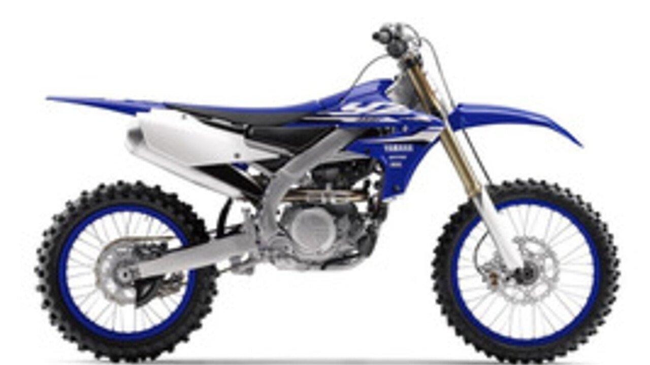 2018 Yamaha YZ450F for sale 200501324