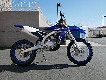 2018 Yamaha YZ450F for sale 200505499