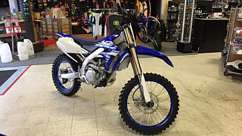 2018 Yamaha YZ450F for sale 200506545