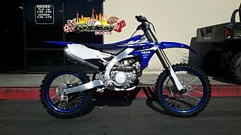 2018 Yamaha YZ450F for sale 200507379