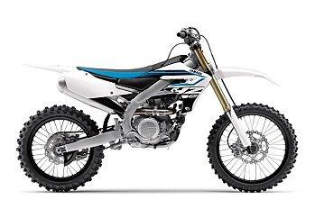 2018 Yamaha YZ450F for sale 200520833