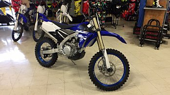 2018 Yamaha YZ450F for sale 200521070