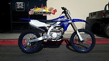 2018 Yamaha YZ450F for sale 200525657