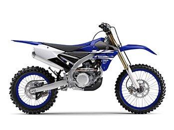 2018 Yamaha YZ450F for sale 200529392