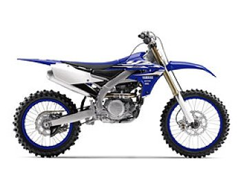 2018 Yamaha YZ450F for sale 200533328